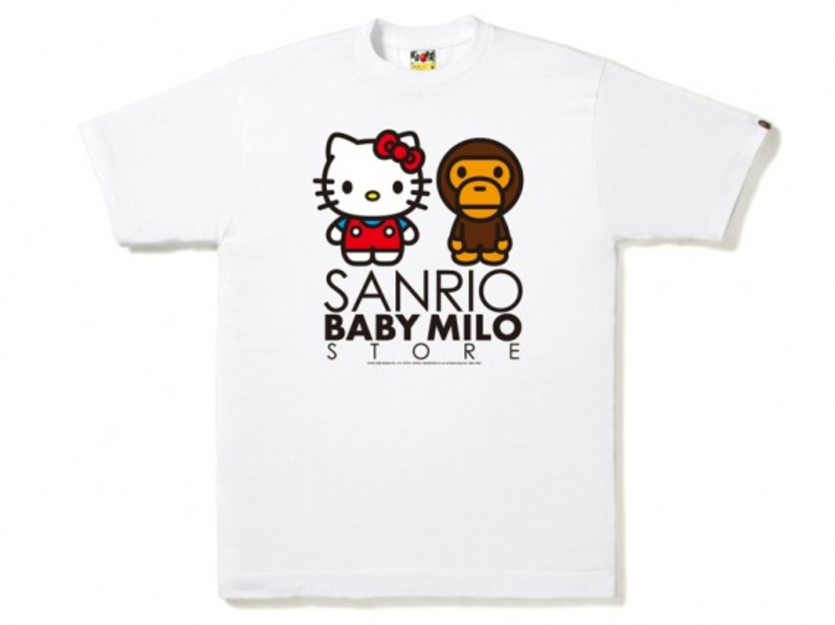 750d638e723 ... A Bathing Ape Baby Milo Tee Shirt Rare Etsy image 0 Source · Sanrio  Baby Milo Store Preview ISETAN Department Store Shinjuku