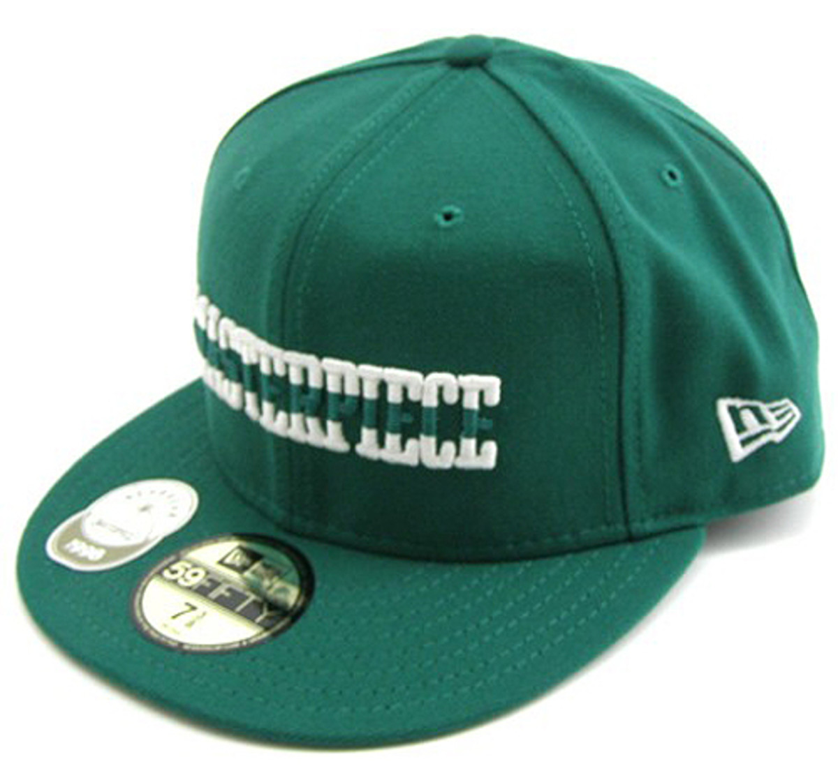 MASTERPIECE x New Era - Logo 59FIFTY Fitted Cap