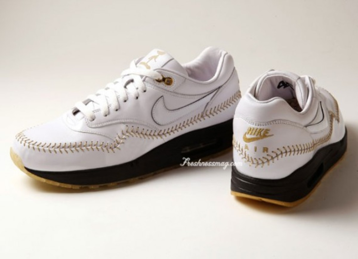 Nike x Chien-Ming Wang - Air Max 1 Premium - 01