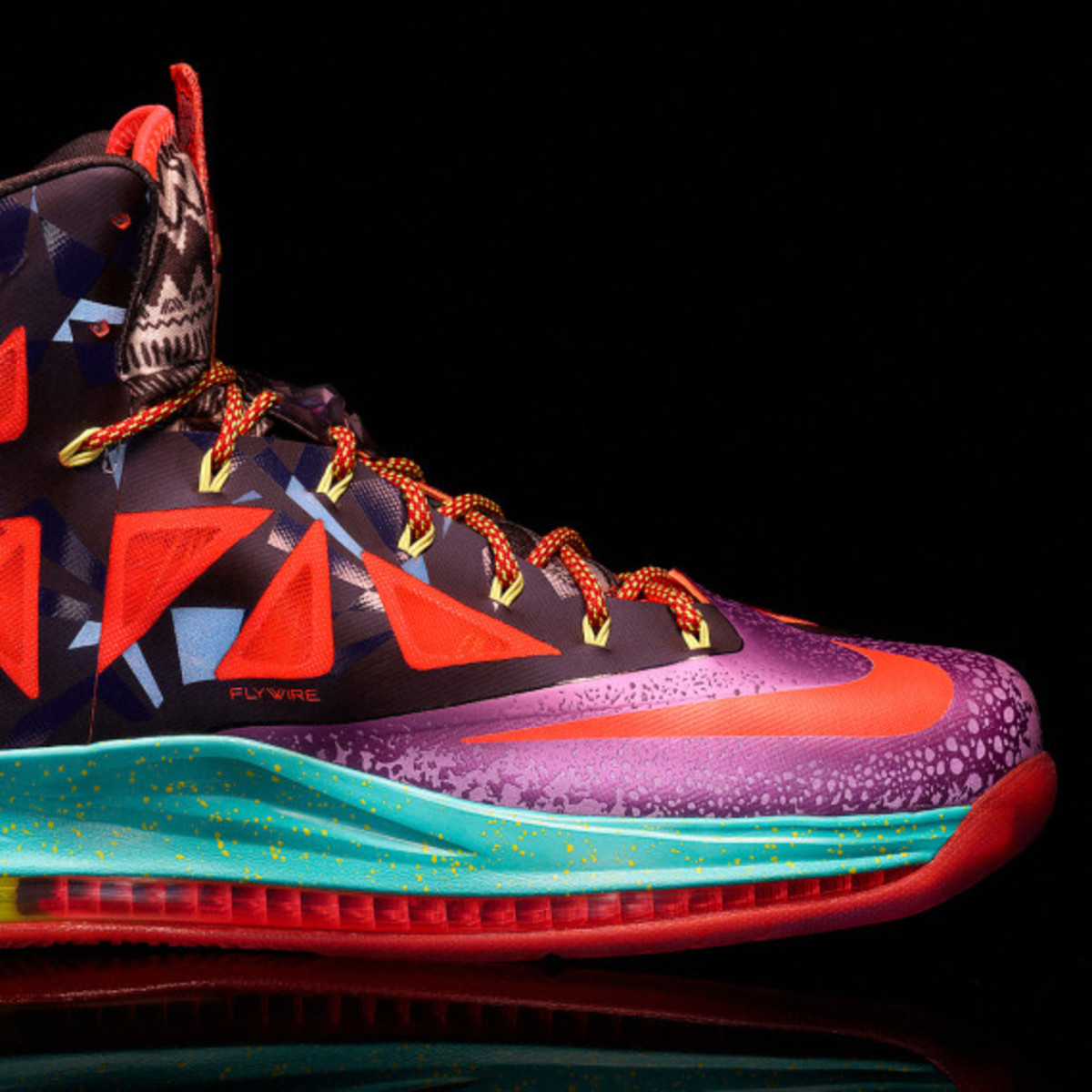"Nike LeBron X ""MVP"" – Celebrating LeBron James' 4th NBA Most Valuable Player Award - 16"
