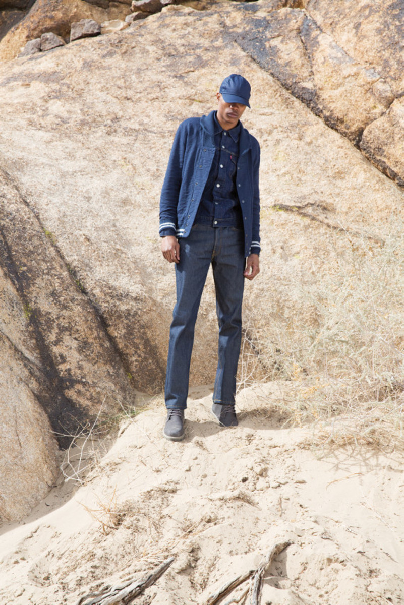 Levi's: The Modern Frontier - Fall 2013 Looks Now at Macy's - 1