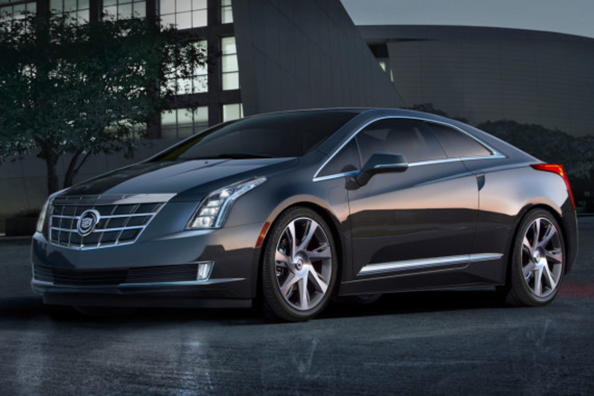 "2014 Cadillac ELR - Saks Fifth Avenue ""White Diamond"" Special Edition - 5"