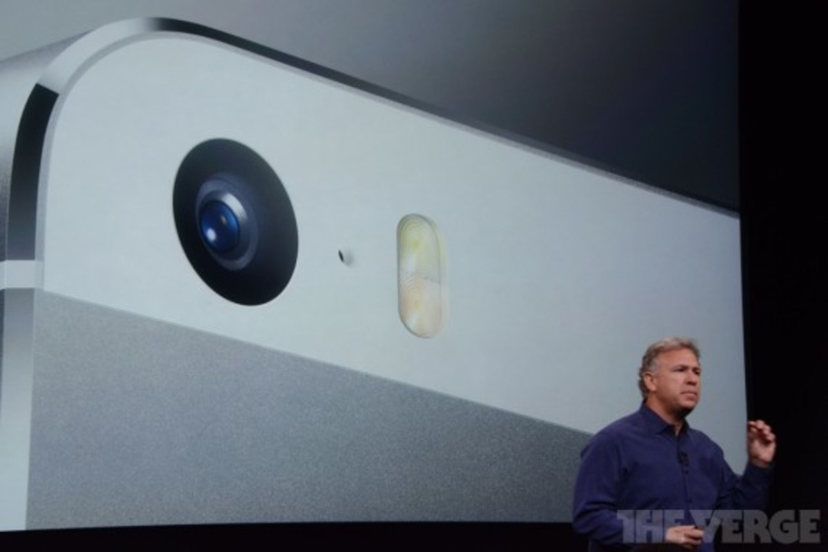 Apple iPhone 5S - Officially Unveiled - 6