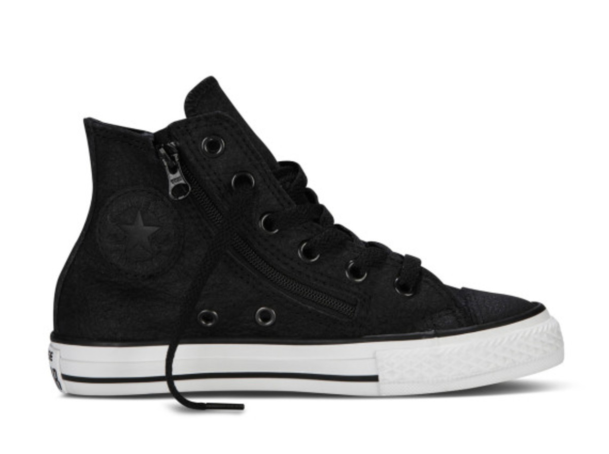CONVERSE Chuck Taylor All Star Double Zip - Fall 2013 Collection - 11