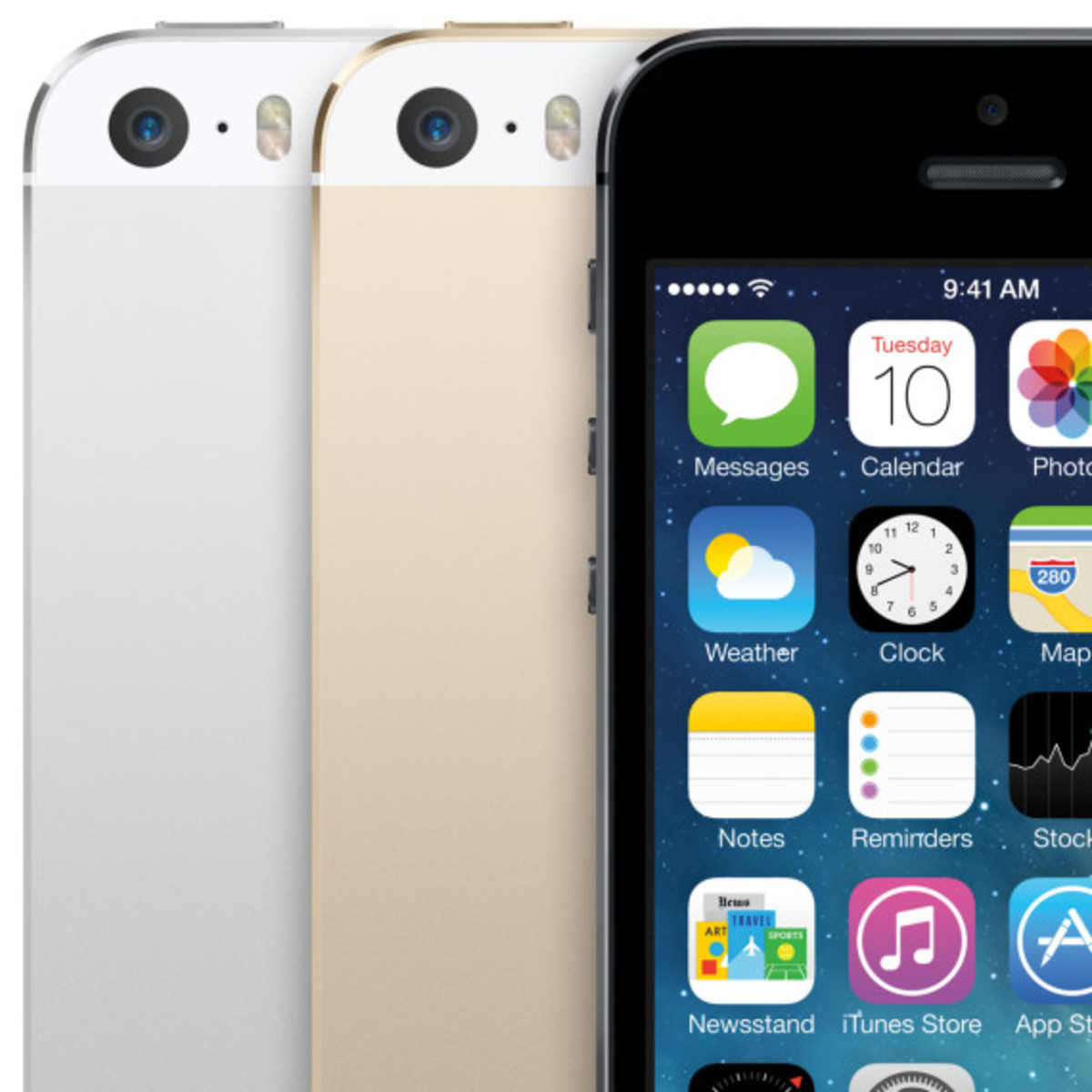 Apple iPhone 5S - Officially Unveiled - 1