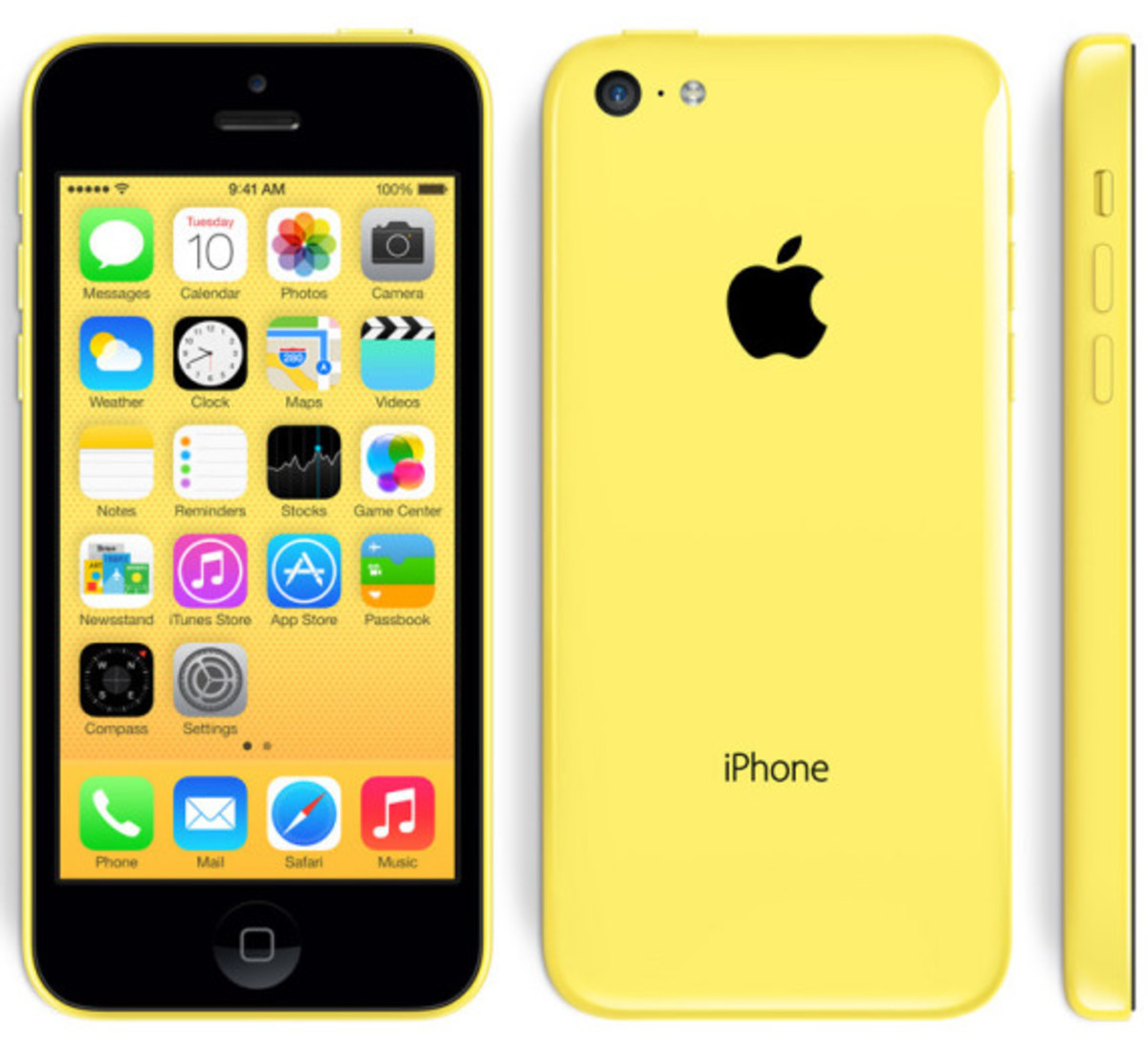 Apple iPhone 5C - Officially Unveiled - 14