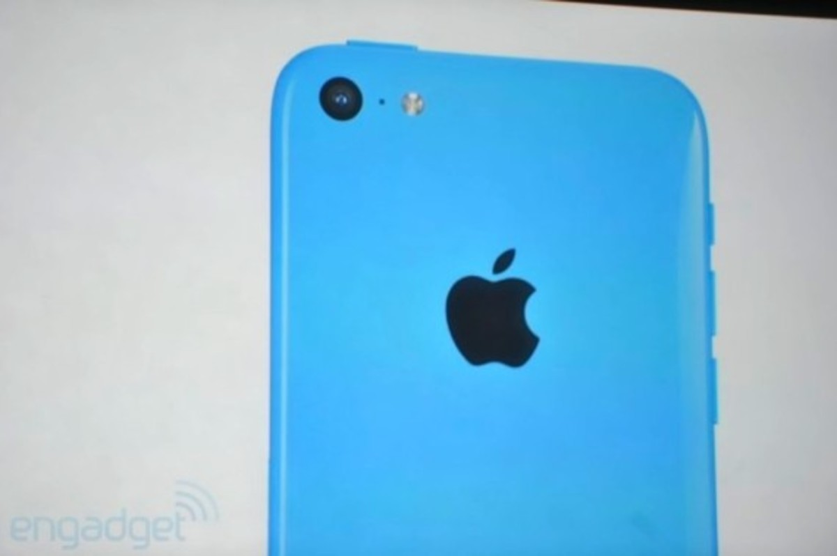 Apple iPhone 5C - Officially Unveiled - 20