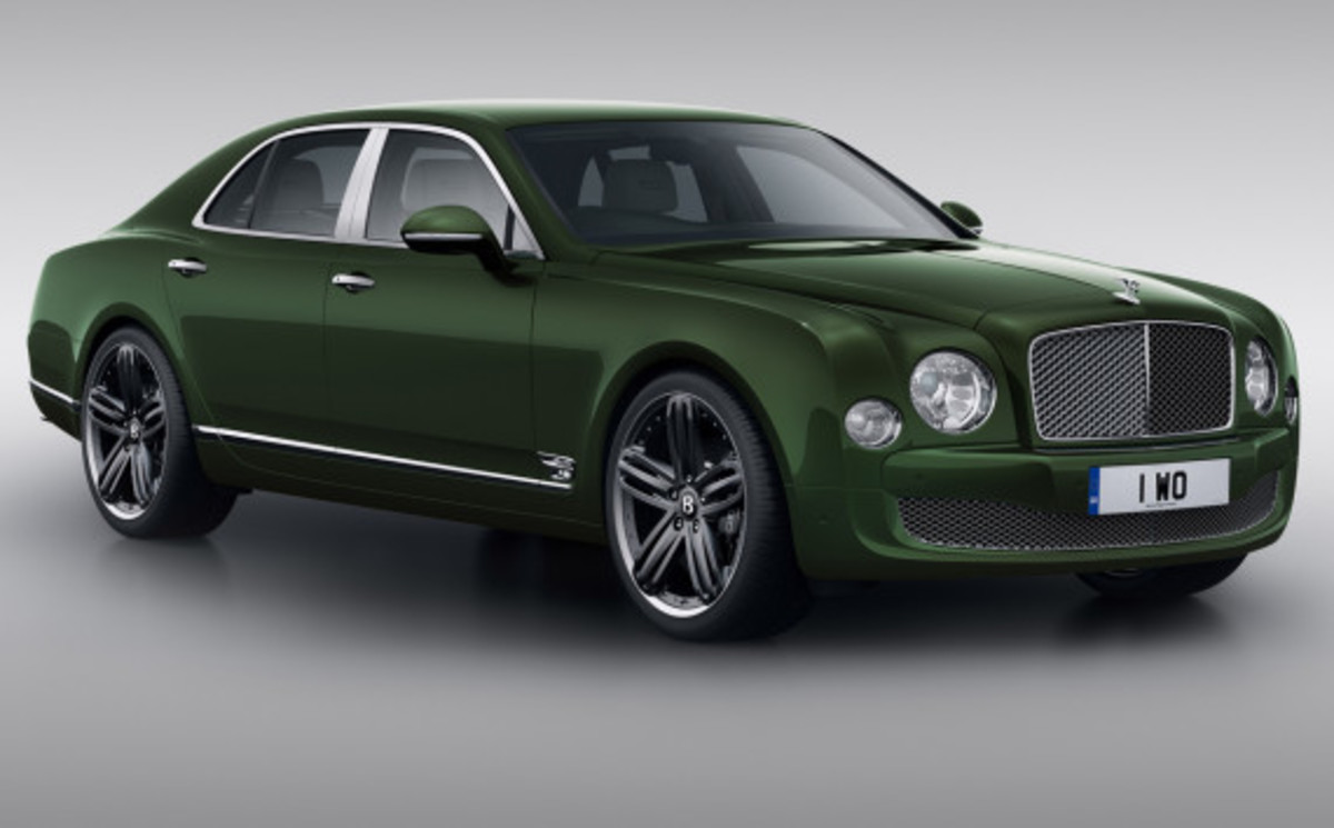 Bentley Announces Le Mans Limited Edition Models - 22