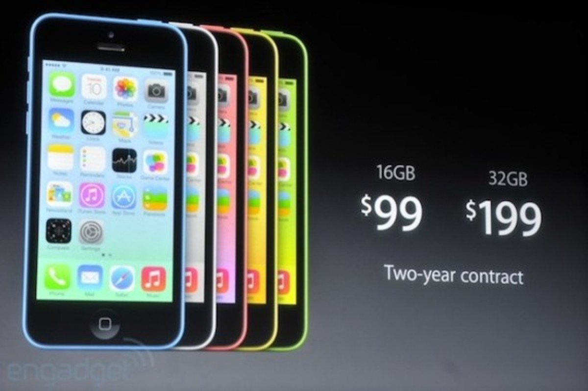 Apple iPhone 5C - Officially Unveiled - 16