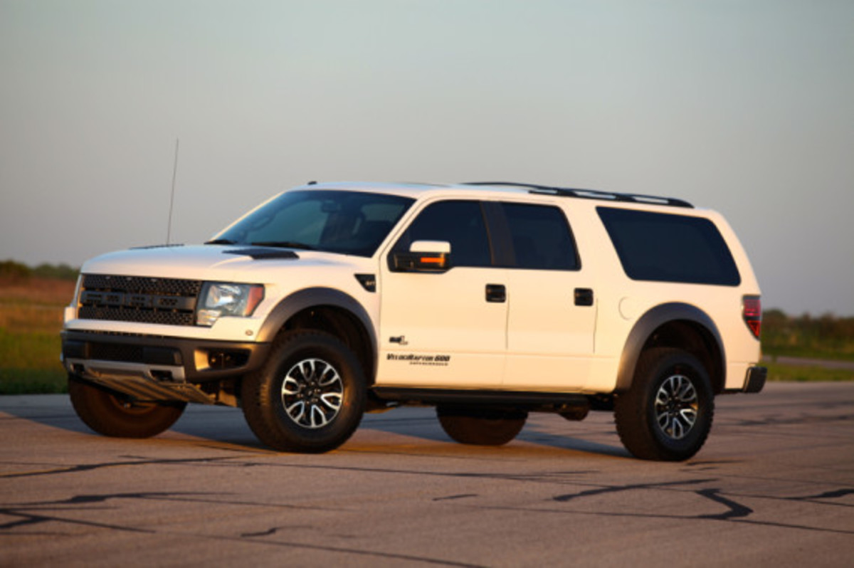2013 Ford VelociRaptor SUV | Tuned by Hennessey Performance - 22
