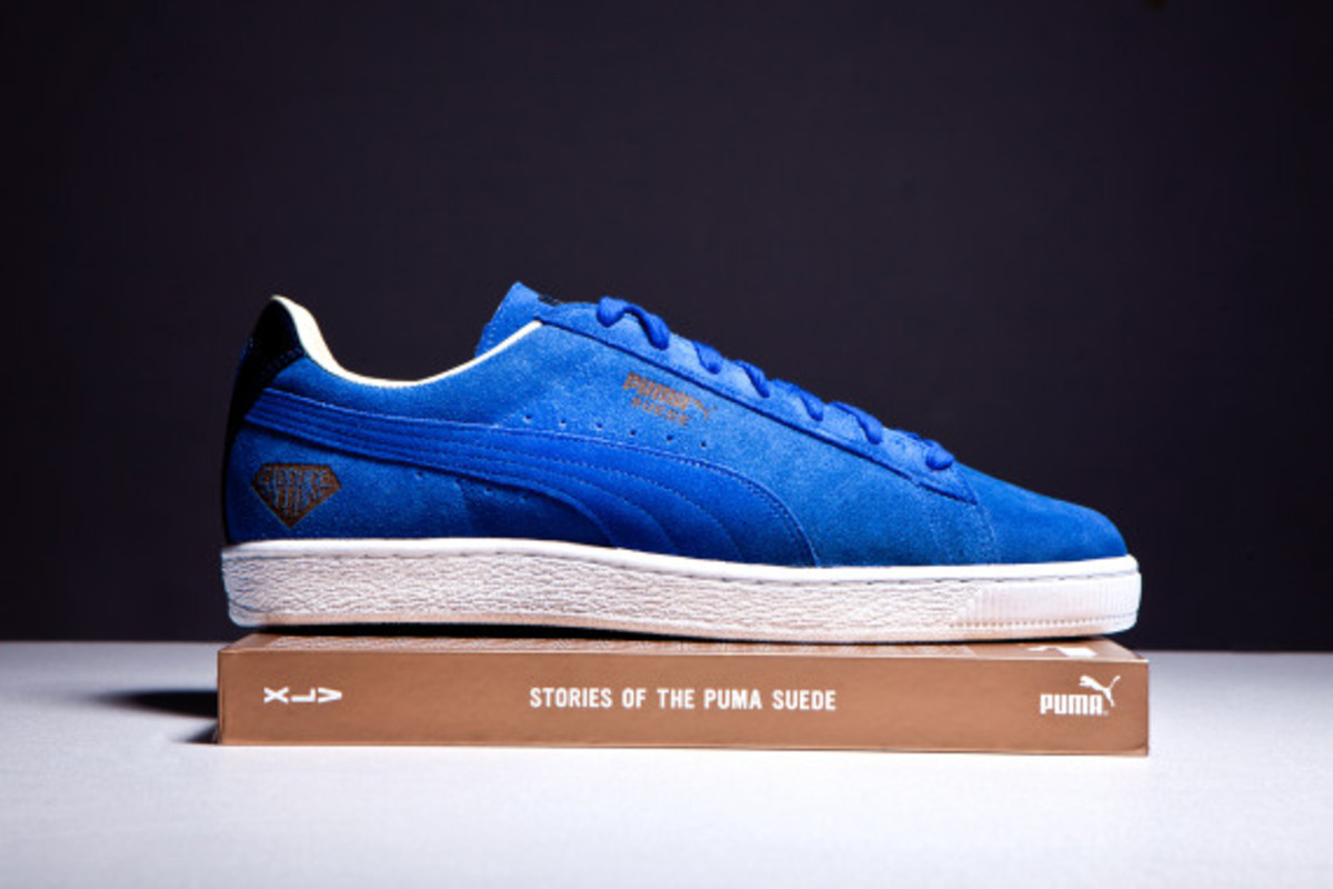 """XLV Stories of The Puma Suede"" Book - 6"