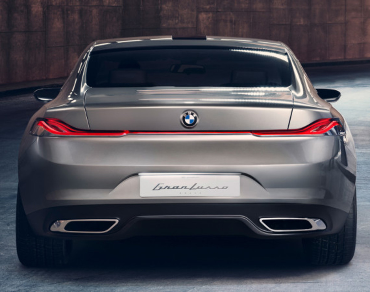 BMW Pininfarina Gran Lusso Coupé - Officially Unveiled - 9