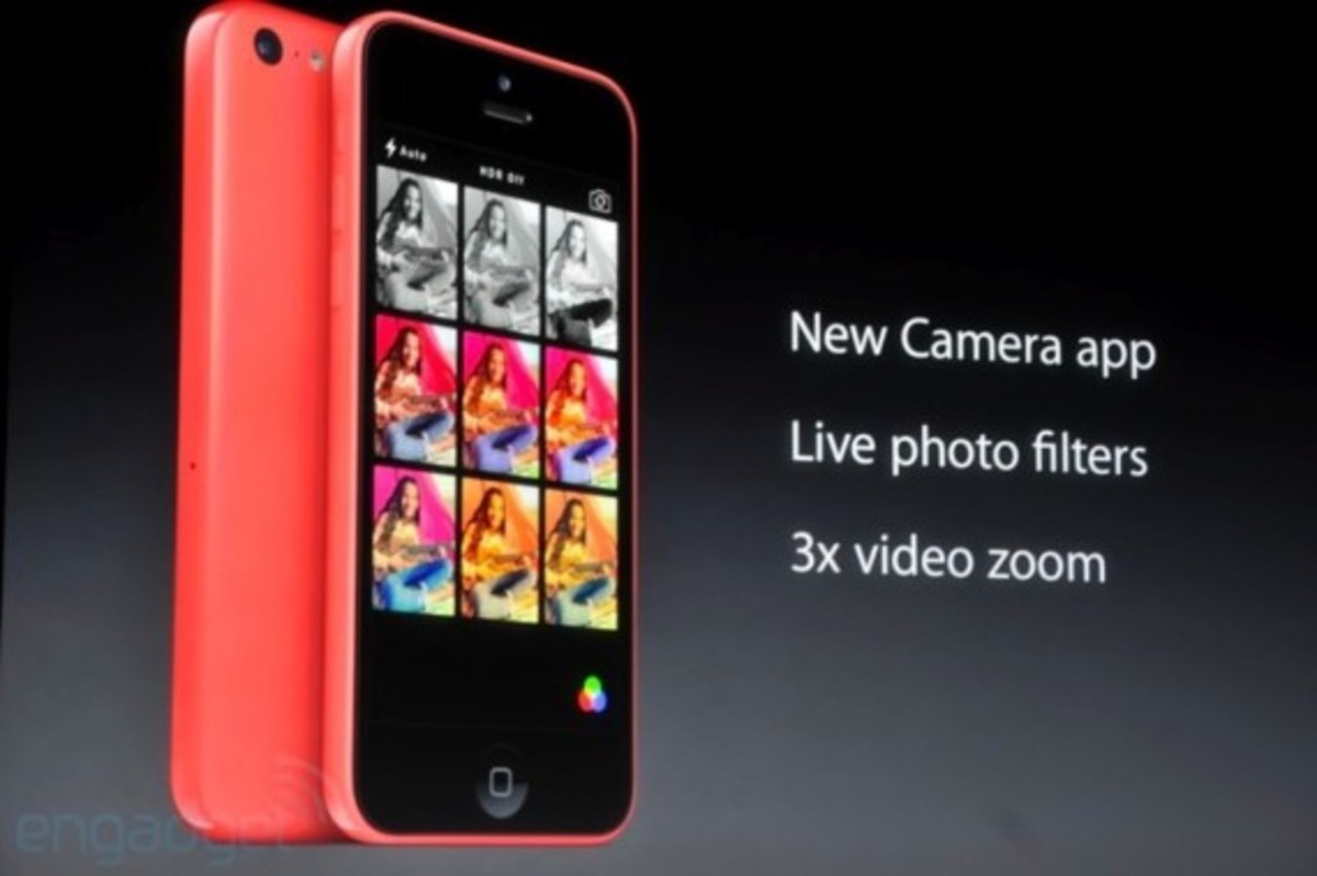 Apple iPhone 5C - Officially Unveiled - 23