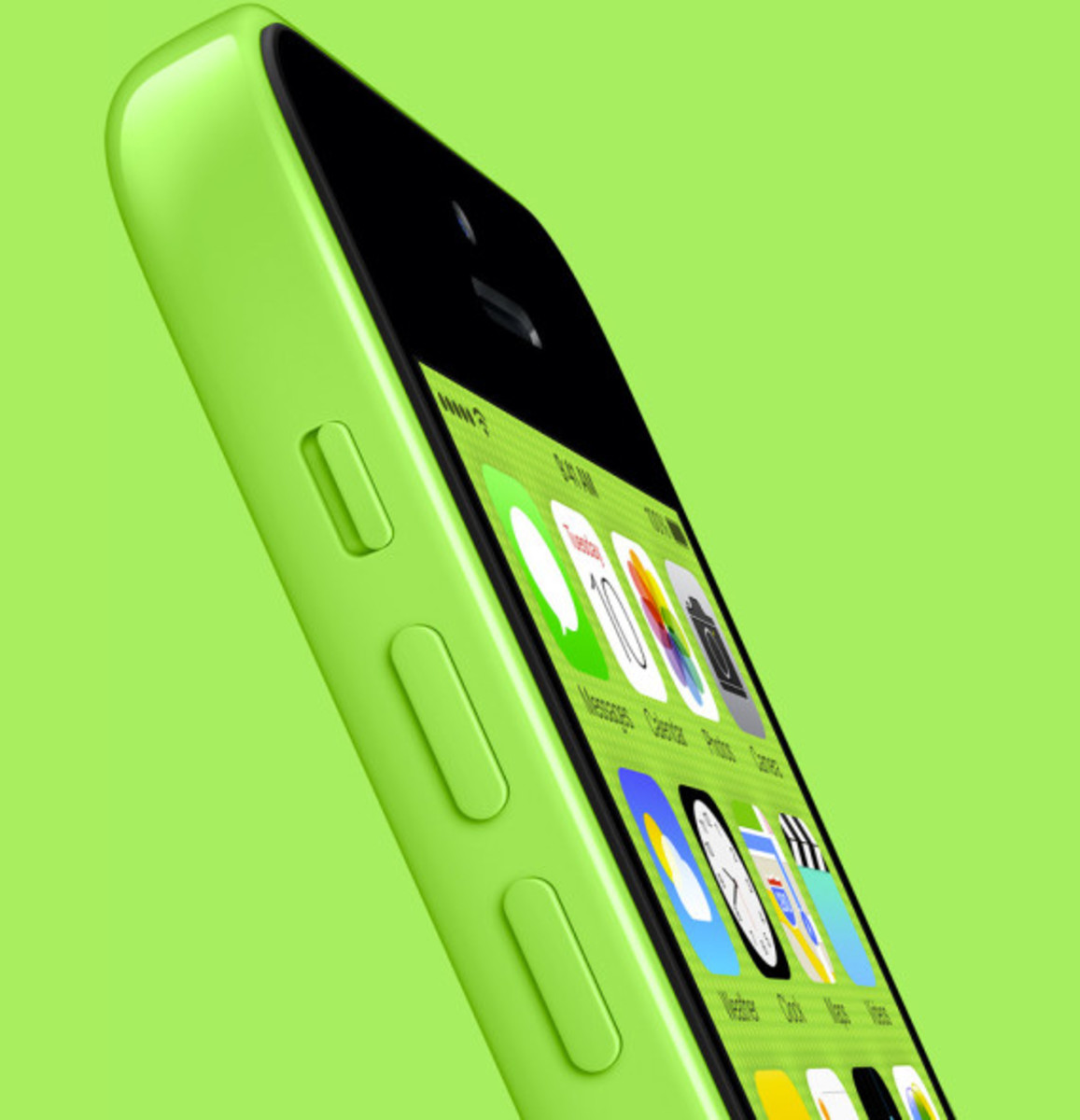 Apple iPhone 5C - Officially Unveiled - 7