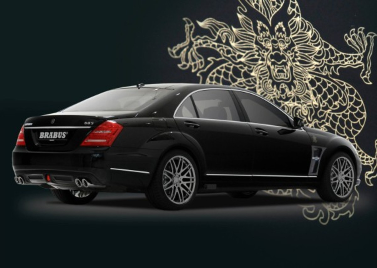 2014 Mercedes-Benz S600 – 60 S Dragon Edition | By BRABUS - 0