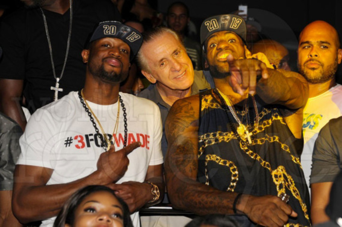 Miami Heat - 2013 NBA Championship After Party at STORY | Event Recap - 7