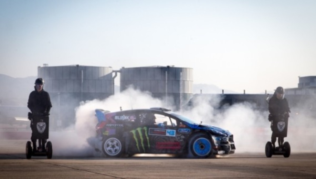 Need For Speed x Ken Block - Gymkhana SIX: Ultimate Grid Course | Video - 3