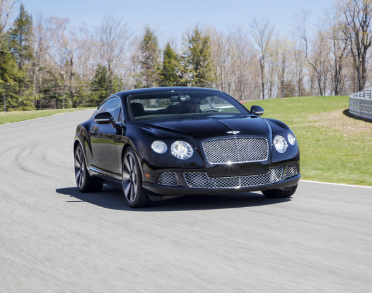 Bentley Announces Le Mans Limited Edition Models - 20