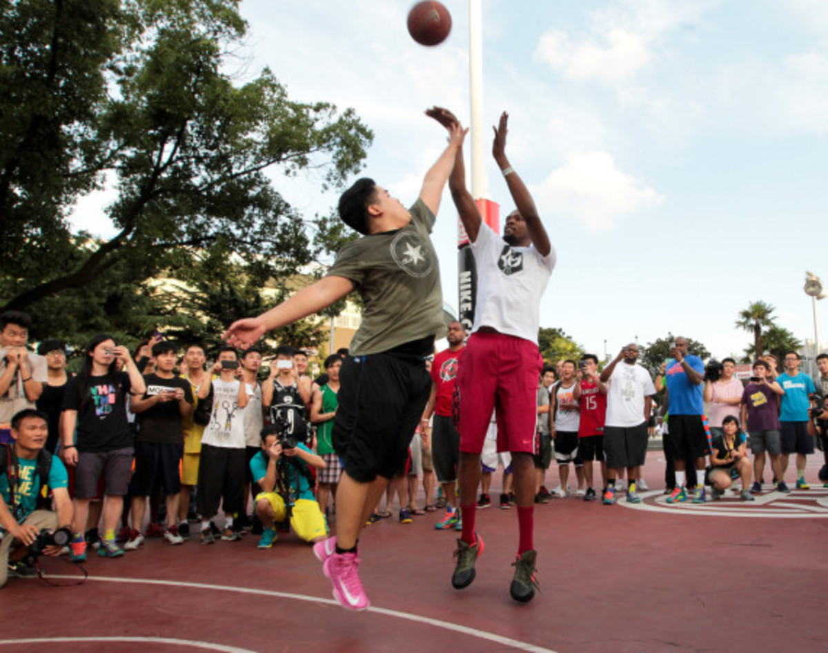 Nike Basketball Summer Nights 2013 with Kevin Durant | Event Recap - 5