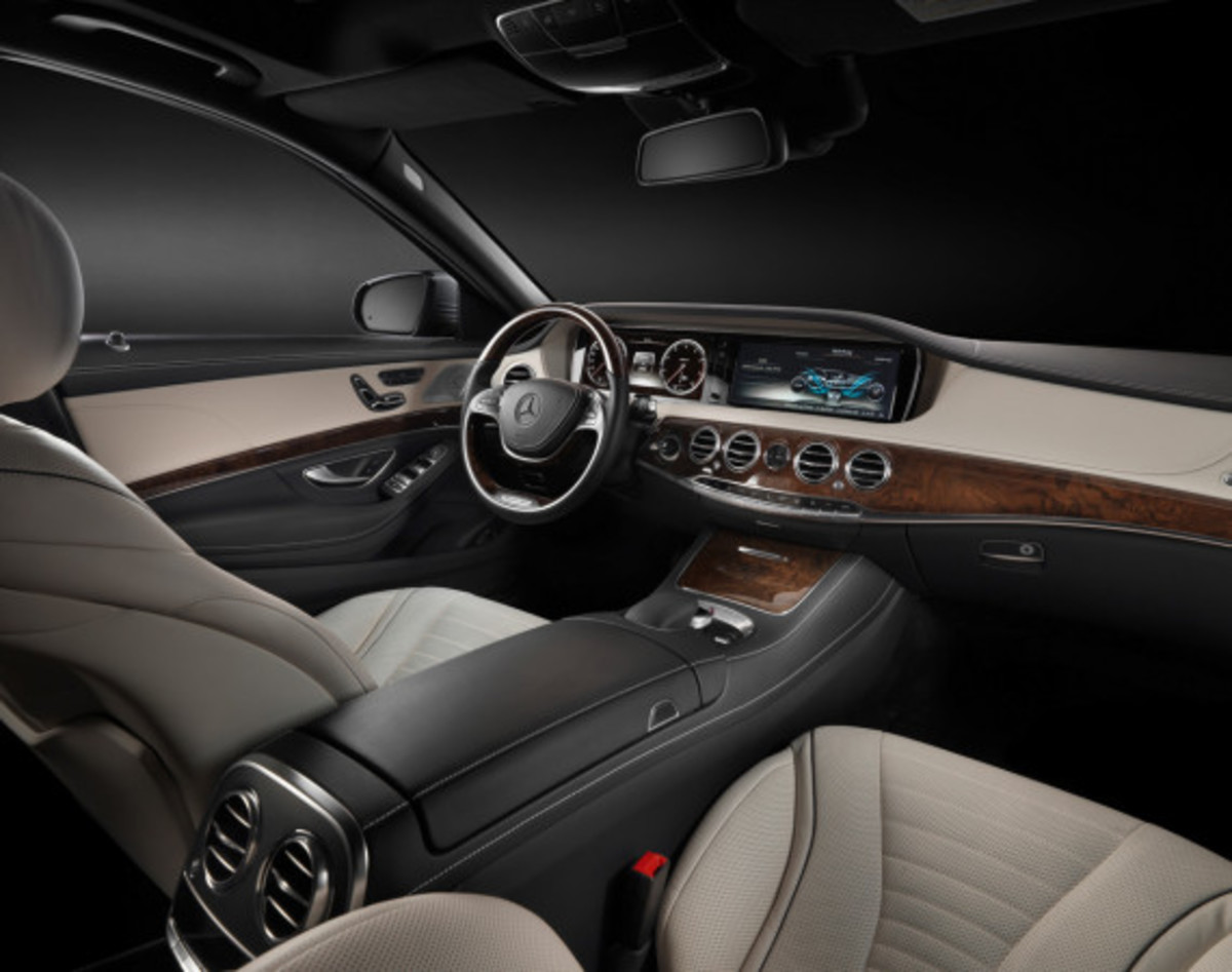 2014 Mercedes-Benz S-Class - New Flagship Model To Redefine Luxury - 13