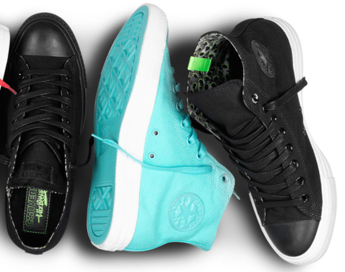 Wiz Khalifa x CONVERSE Chuck Taylor All Star Collection - 1