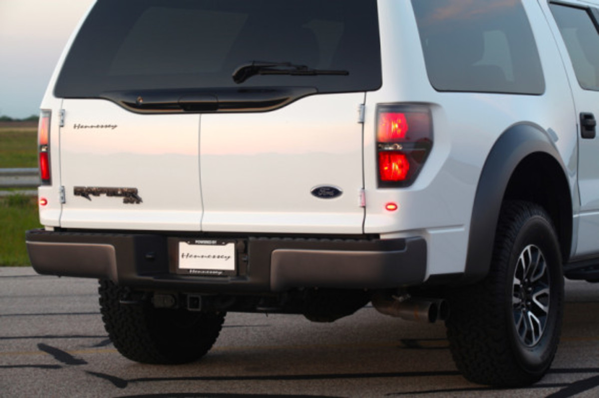 2013 Ford VelociRaptor SUV | Tuned by Hennessey Performance - 8