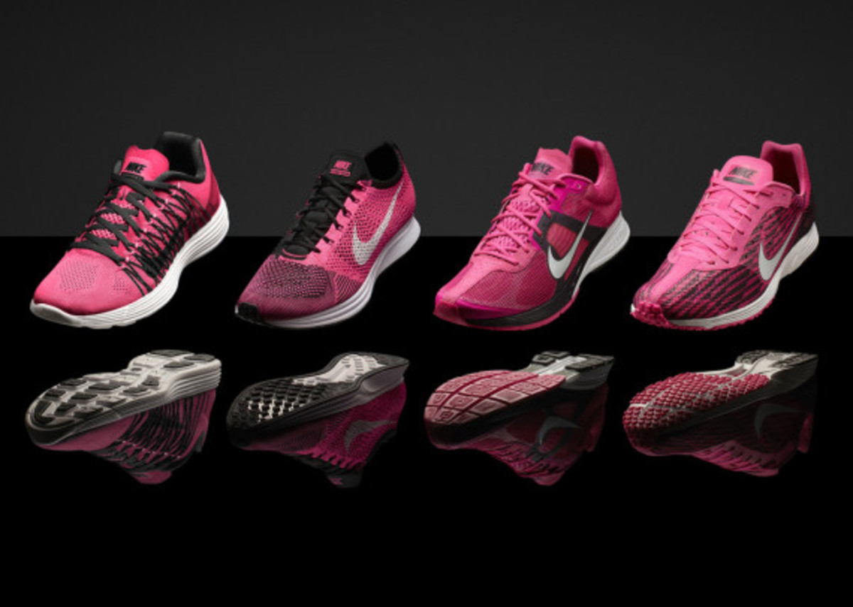 """Nike """"Gamma Blue"""" & """"Pink Foil"""" Collections for Track & Field Championships in Moscow - 6"""