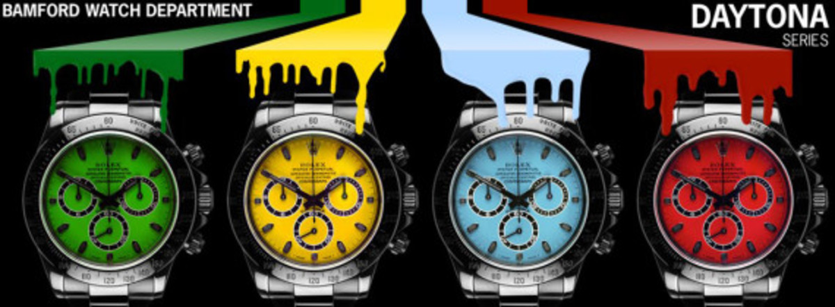 BAMFORD WATCH DEPARTMENT – Rolex Cosmograph Daytona Chronograph Collection - 1