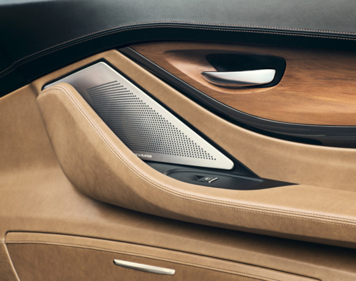 BMW Pininfarina Gran Lusso Coupé - Officially Unveiled - 38
