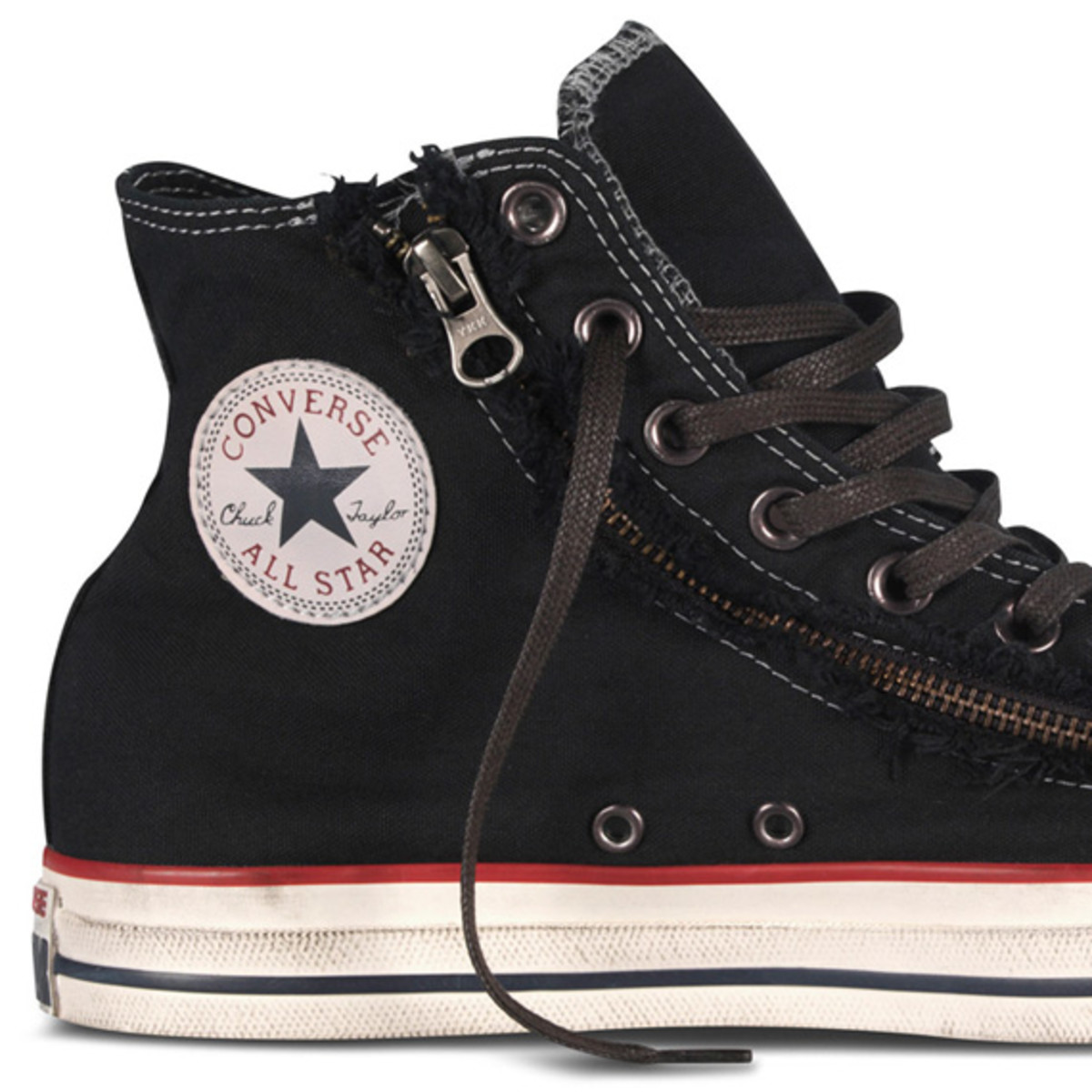 CONVERSE Chuck Taylor All Star Double Zip - Fall 2013 Collection - 10