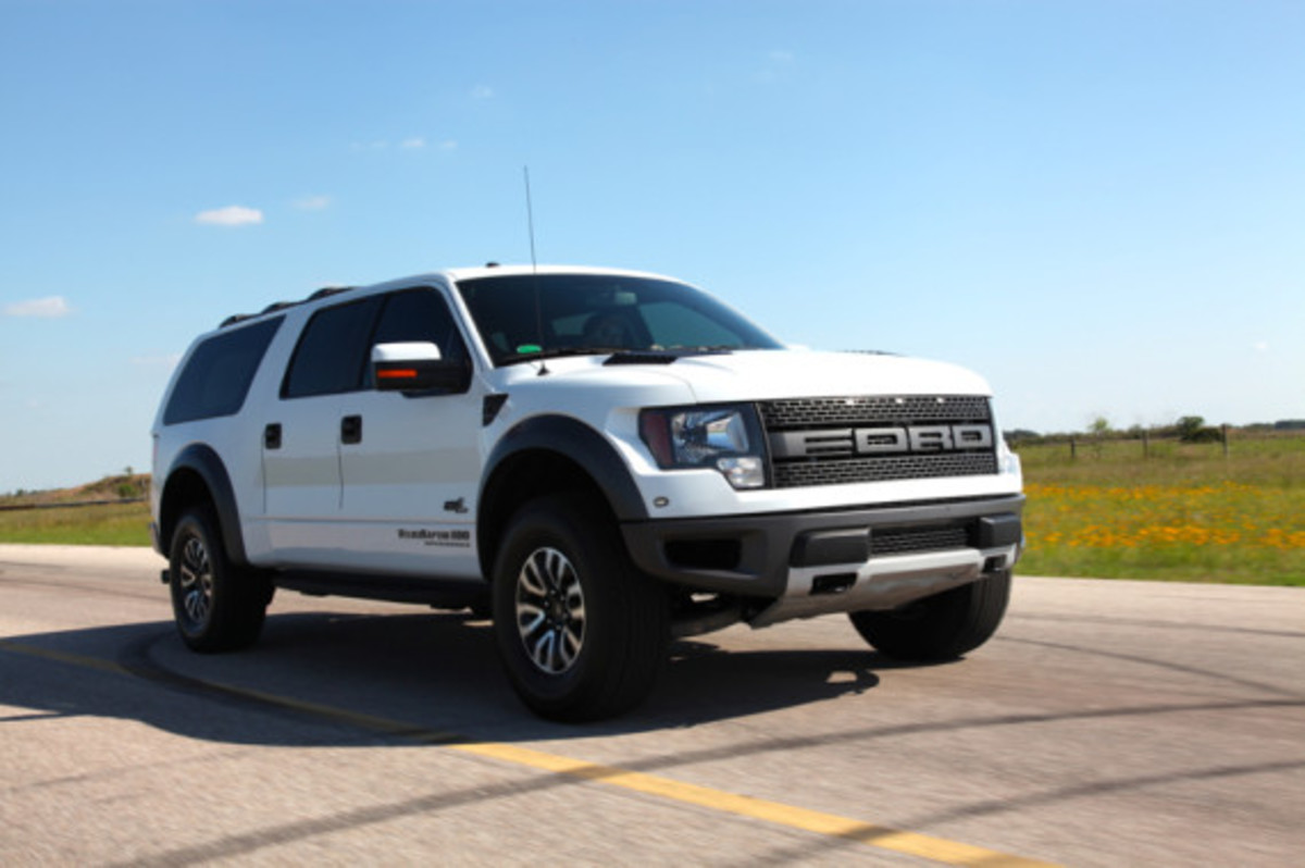 2013 Ford VelociRaptor SUV | Tuned by Hennessey Performance - 27