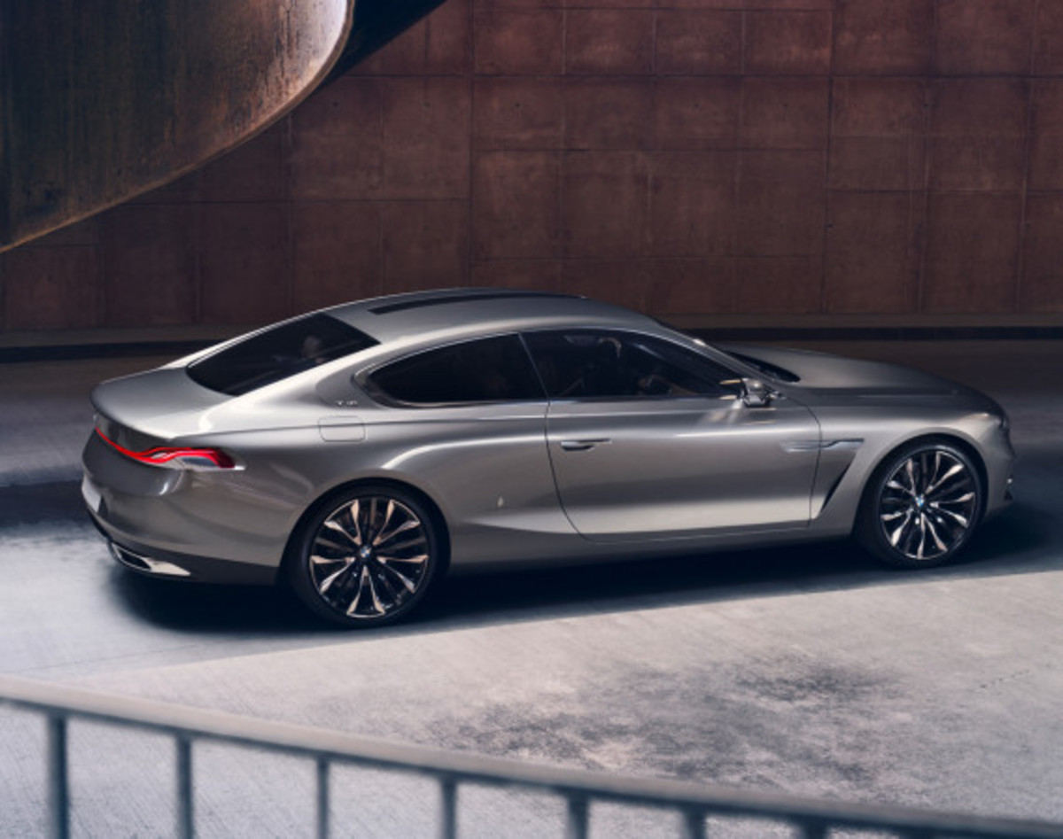 BMW Pininfarina Gran Lusso Coupé - Officially Unveiled - 6