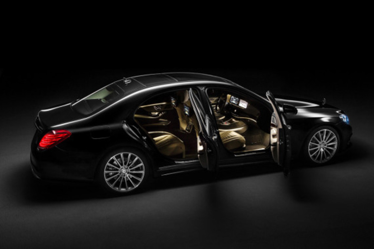 2014 Mercedes-Benz S-Class - New Flagship Model To Redefine Luxury - 12