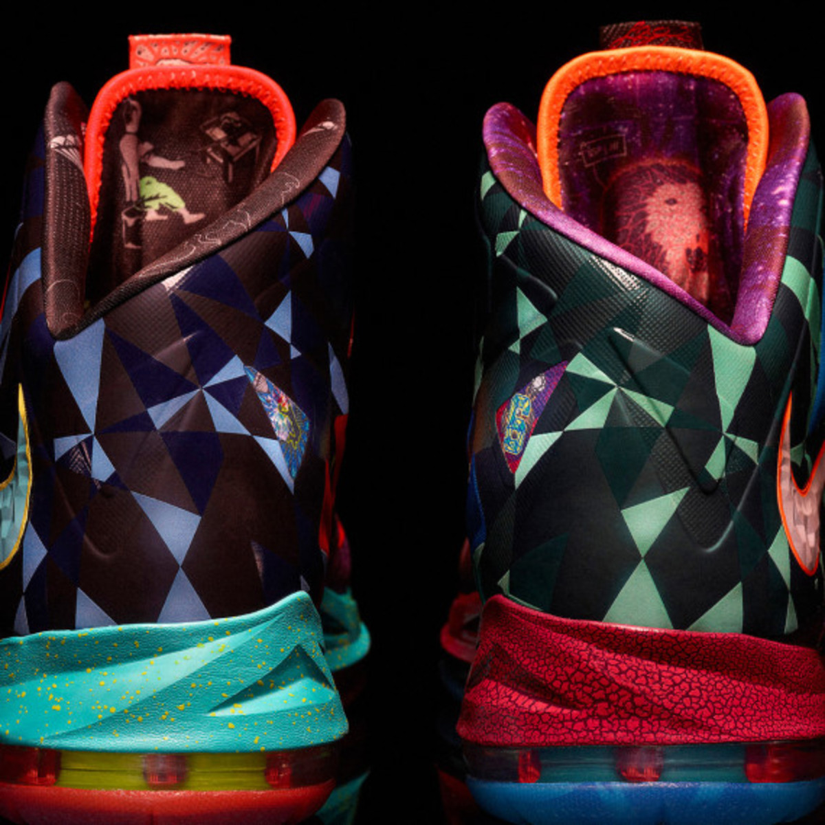 "Nike LeBron X ""MVP"" – Celebrating LeBron James' 4th NBA Most Valuable Player Award - 10"