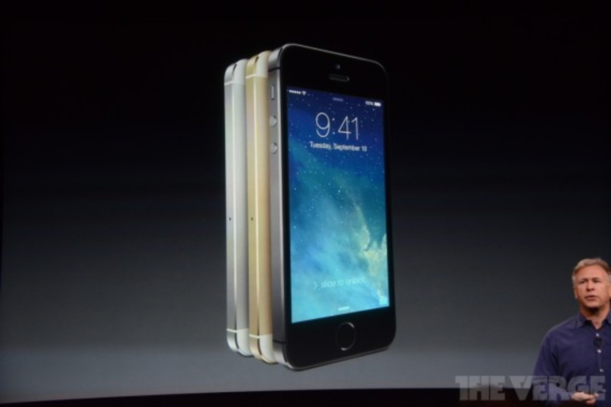 Apple iPhone 5S - Officially Unveiled - 5
