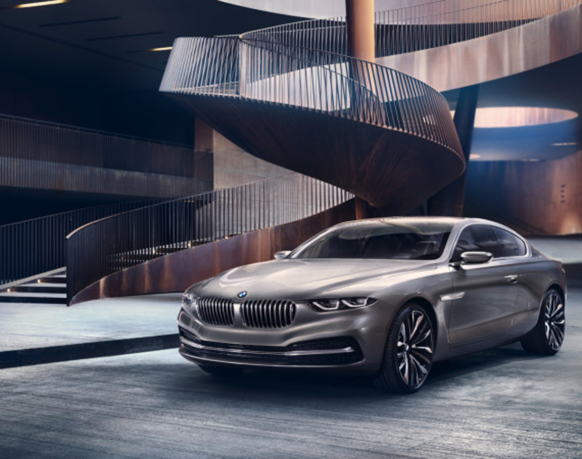 BMW Pininfarina Gran Lusso Coupé - Officially Unveiled - 11