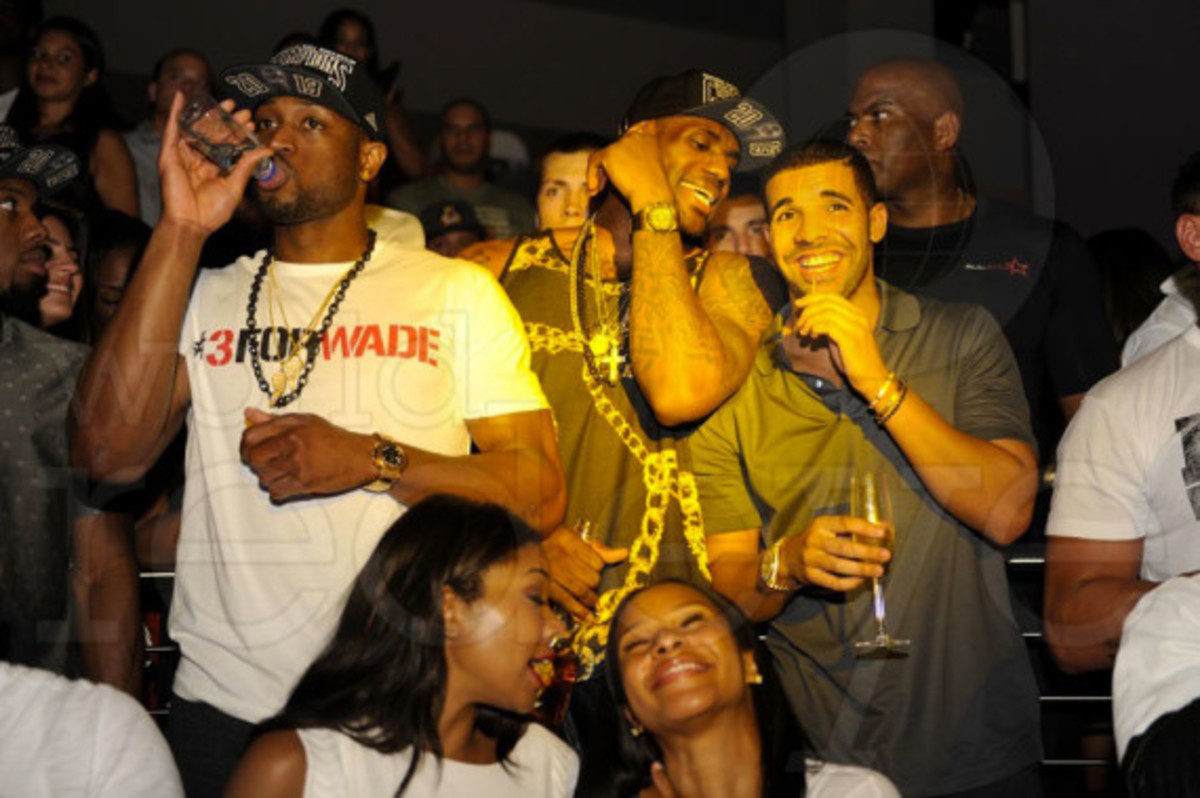 Miami Heat - 2013 NBA Championship After Party at STORY | Event Recap - 14