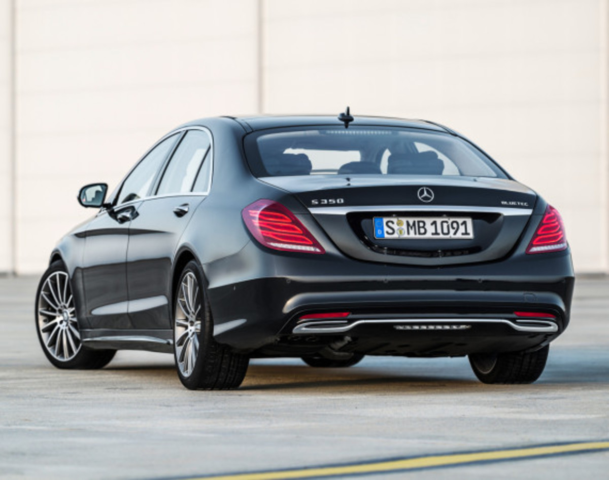 2014 Mercedes-Benz S-Class - New Flagship Model To Redefine Luxury - 45
