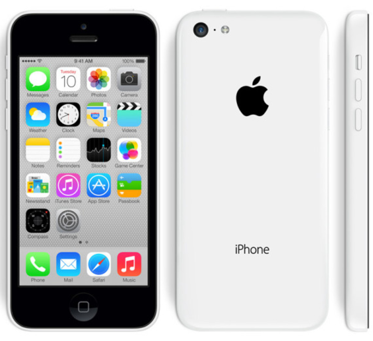 Apple iPhone 5C - Officially Unveiled - 12