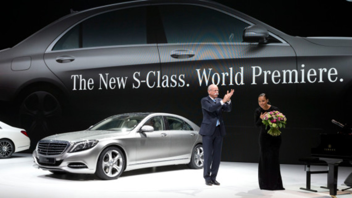 2014 Mercedes-Benz S-Class - New Flagship Model To Redefine Luxury - 39