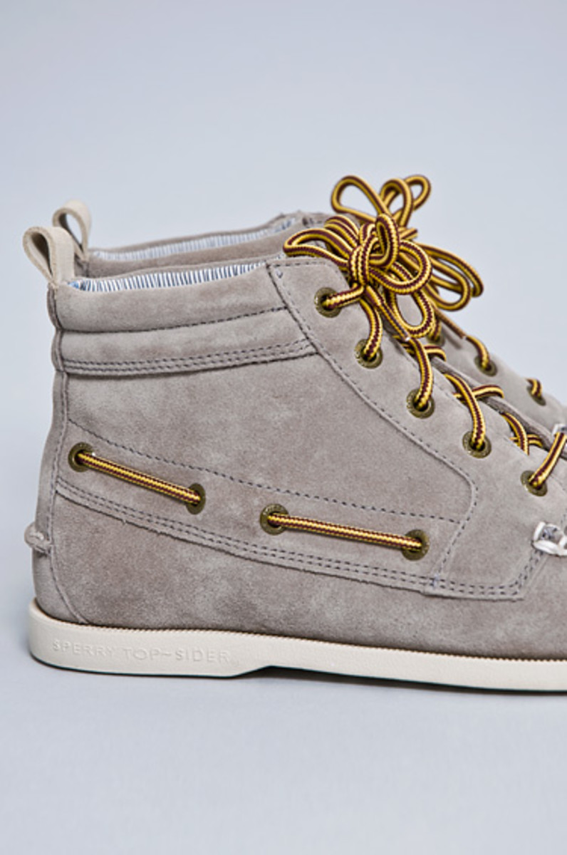 Band of Outsiders X Sperry - Chukka Boot - Freshness Mag