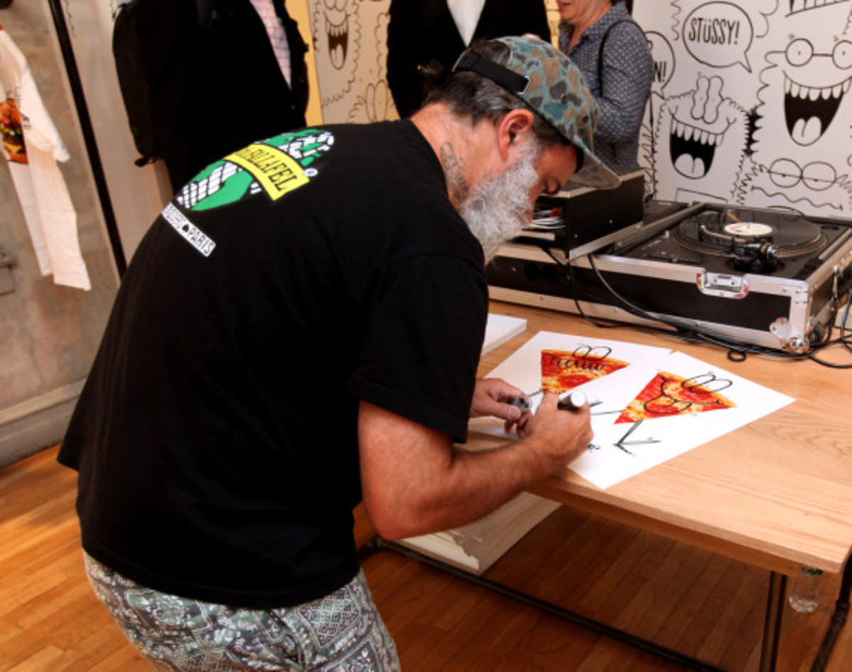 Stussy NYC x Kevin Lyons - Product Launch Party | Event Recap - 18