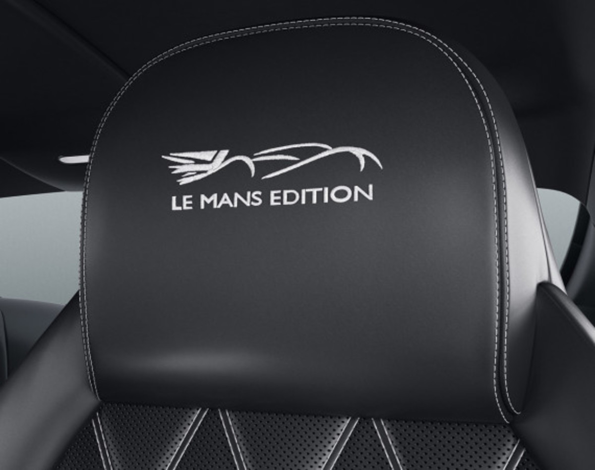Bentley Announces Le Mans Limited Edition Models - 15
