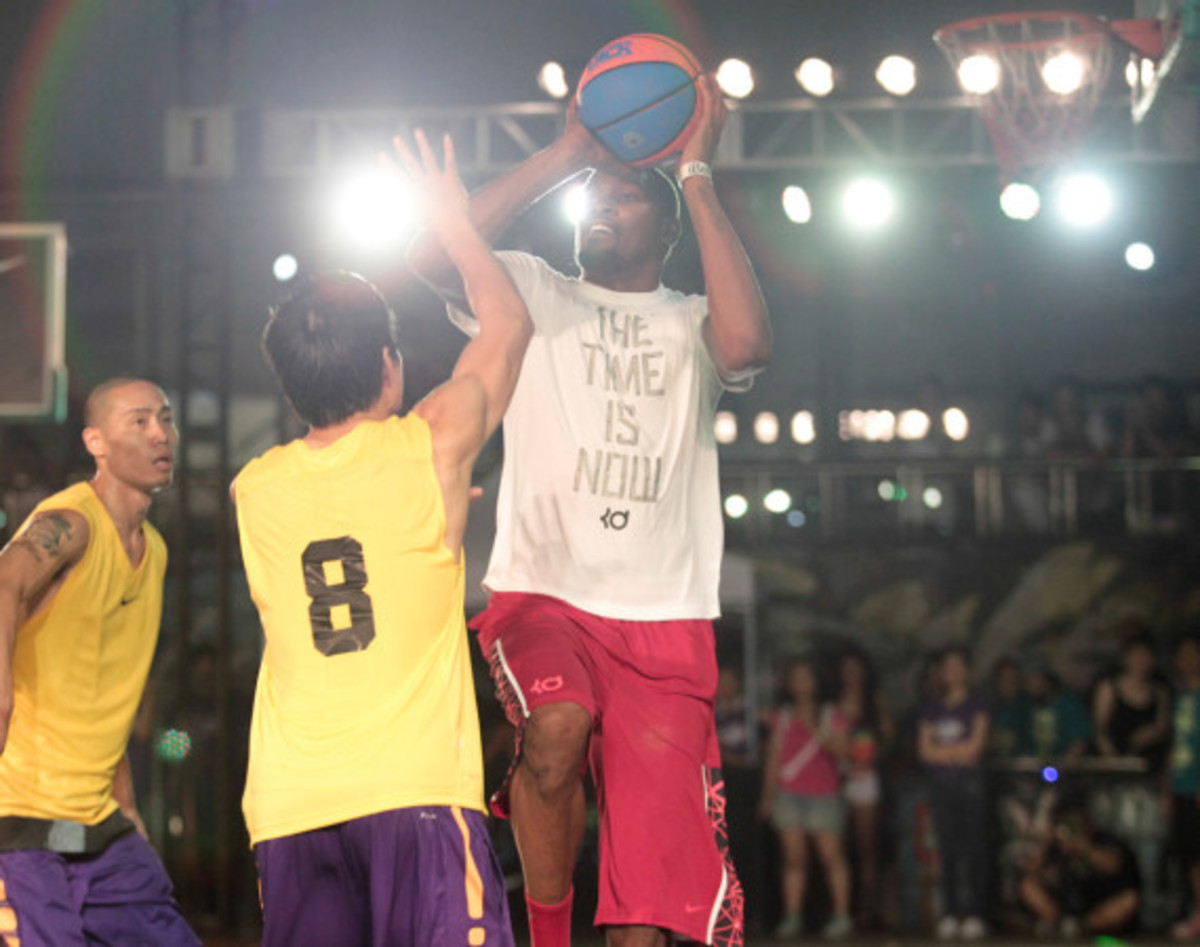Nike Basketball Summer Nights 2013 with Kevin Durant | Event Recap - 8