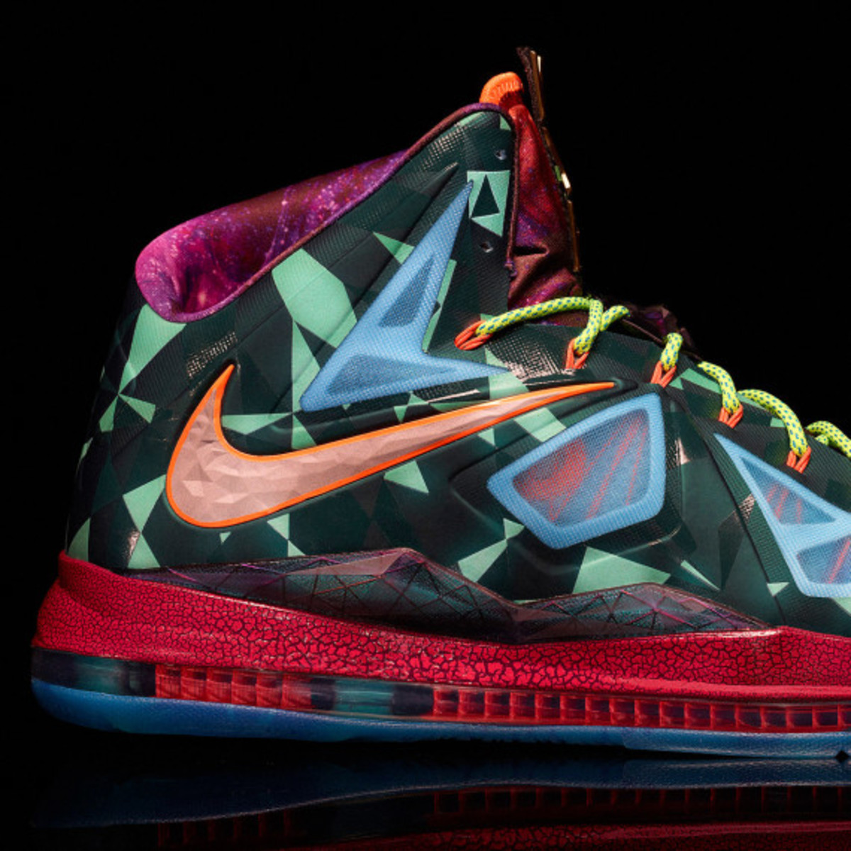 "Nike LeBron X ""MVP"" – Celebrating LeBron James' 4th NBA Most Valuable Player Award - 12"