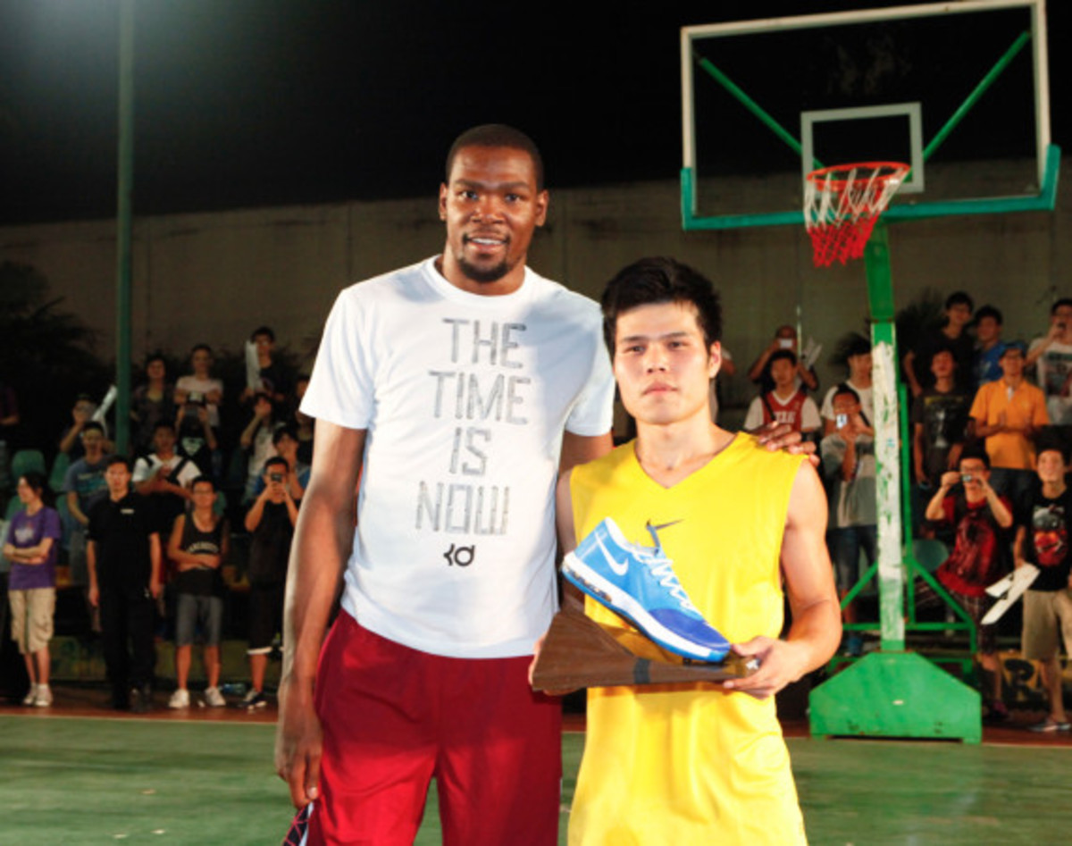 Nike Basketball Summer Nights 2013 with Kevin Durant | Event Recap - 6