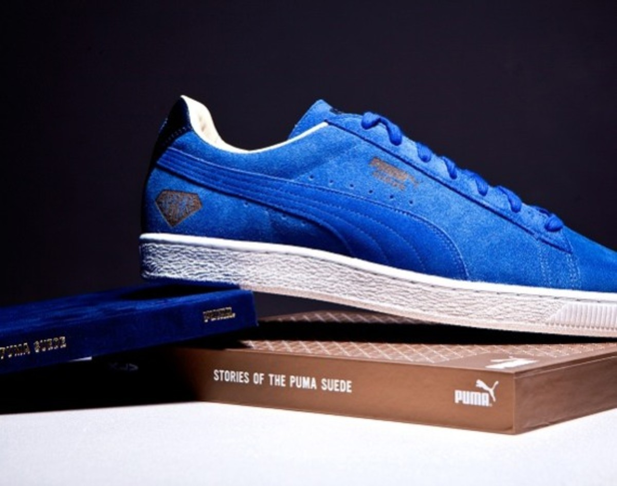 """XLV Stories of The Puma Suede"" Book - 0"
