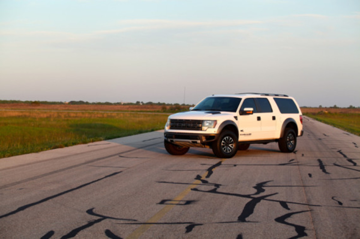 2013 Ford VelociRaptor SUV | Tuned by Hennessey Performance - 20