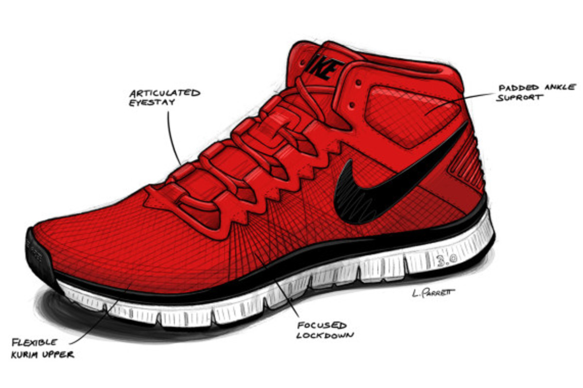 Nike Free Trainer 3.0 Mid Shield - Officially Unveiled - 13
