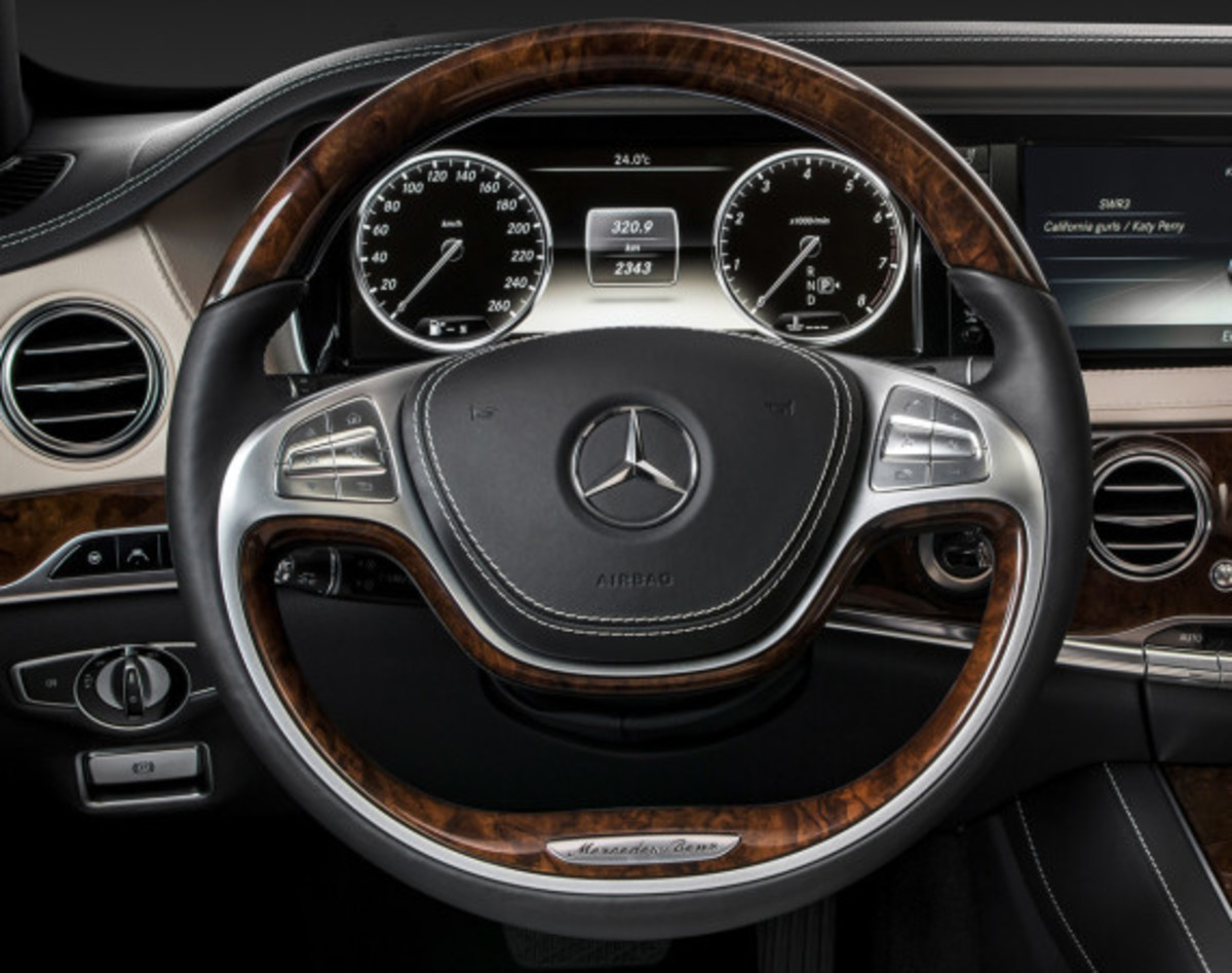 2014 Mercedes-Benz S-Class - New Flagship Model To Redefine Luxury - 22